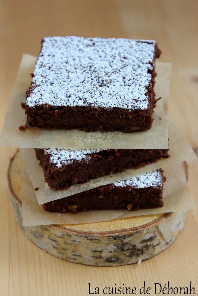 Fondant chocolat courgette la cuisine de d borah - La cuisine de bernard fondant ...